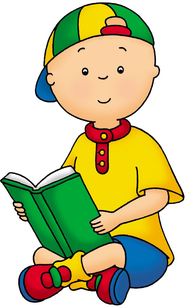 Back To School With Our Favorite Caillou Episodes