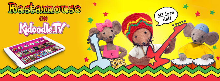 Kidoodle.TV and Rastamouse