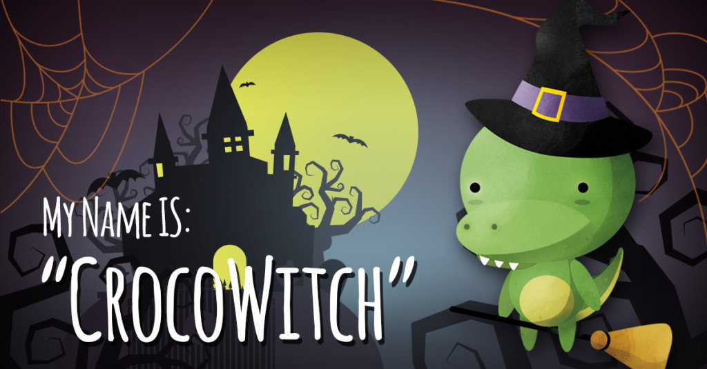 Halloween-Crocowitch