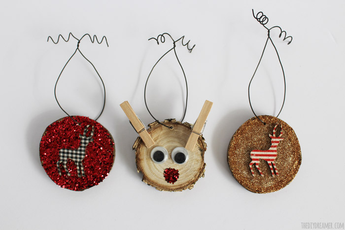 Wood-Ornaments