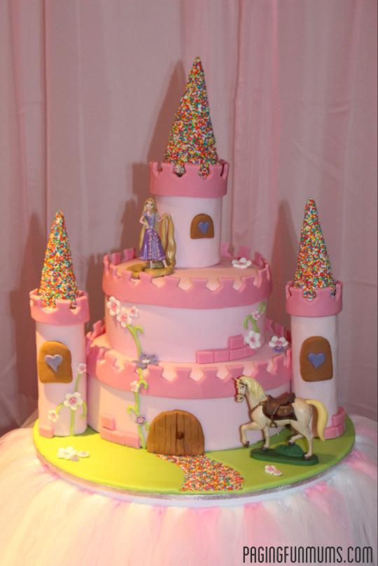 Торты пинк кейк принцесс фото